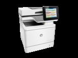 Цветное МФУ HP Color LaserJet Enterprise M577dn