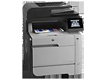 Цветное МФУ HP LaserJet Pro M476dn