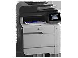 Цветное МФУ HP LaserJet Pro M476dw