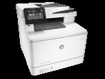 Цветное МФУ HP LaserJet Pro M477fdn