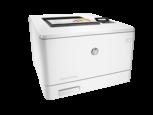 Цветной принтер HP LaserJet Pro M452nw