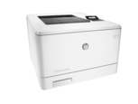 Цветной принтер HP LaserJet Pro M452dn