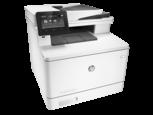 Цветное МФУ HP LaserJet Pro M377dw