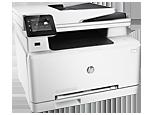 Цветное МФУ HP Color LaserJet Pro M277dw