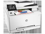 Цветное МФУ HP Color LaserJet Pro M277n