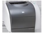 Принтер HP Color LaserJet 2550L