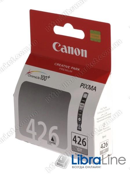 4560B001 Картридж CANON CLI-426 iP4840 / MG5140 / MG5240 / MG6140 / MG8140 Grey фото 1