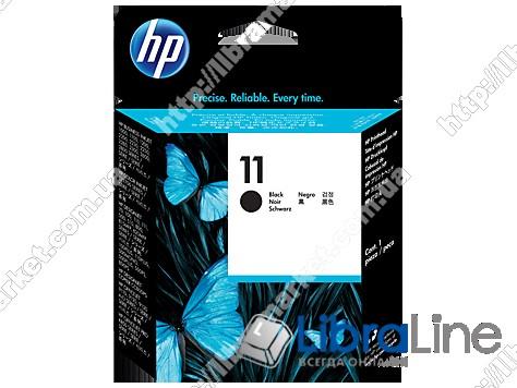 C4810A, HP 11, Печатающая головка HP, Черная фото 1