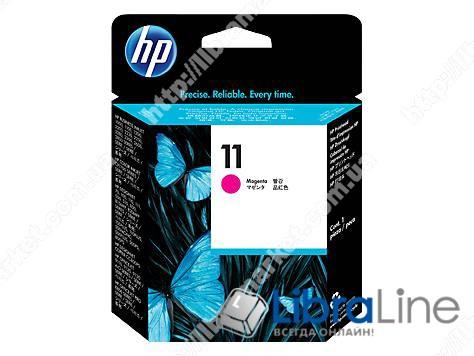 C4812A, HP 11, Печатающая головка, Пурпурная фото 1