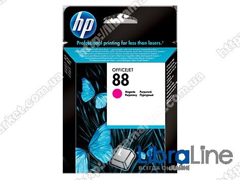 C9387AE, HP 88, Оригинальный струйный картридж HP, Пурпурный фото 1