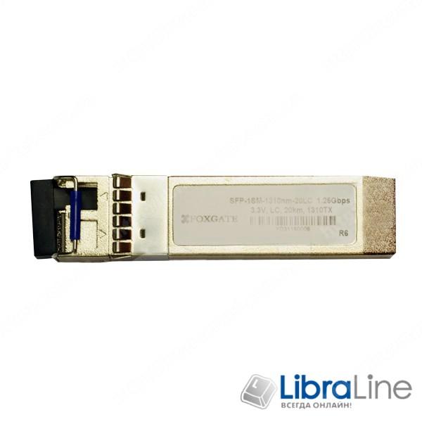 Модуль SFP-1SM-1310nm-3SC фото 1