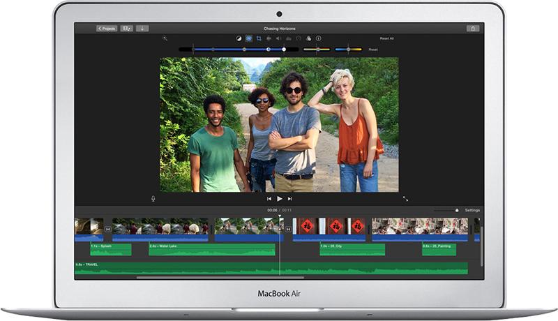 "Ноутбук Apple A1466 MacBook Air металик  13W"" Dual-core i5  купить цена Украине"
