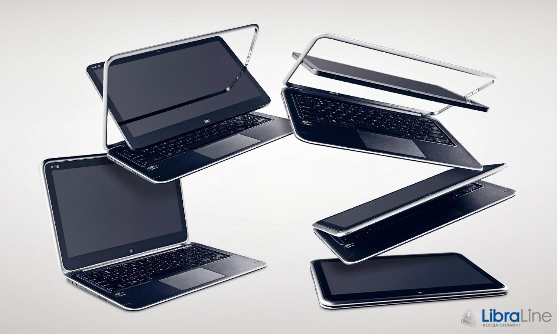 Ноутбук, ультрабук Dell XPS 12 Ultrabook X278S2NIW-24