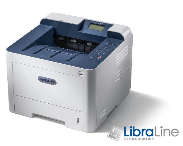 3052V_NI Принтер лазерный A4 Xerox Phaser 3052NI USB 2.0, Wi-Fi b/g/n фото 2