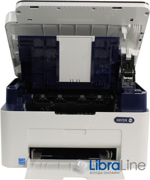 3025BI МФУ лазерное А4 ч/б Xerox WC 3025BI Wi-Fi фото 1