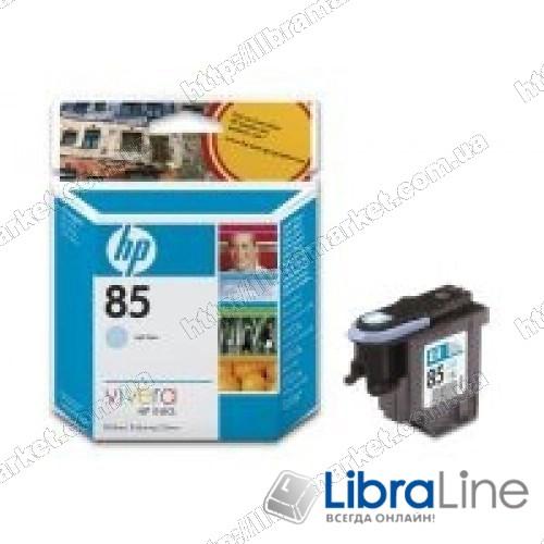 C9423A Печатающая головка HP №85 DJ130 / 130nr / 130gr Light Cyan фото 1