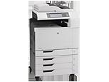 Многофункциональный принтер HP Color LaserJet CM6040f