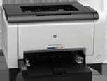 Цветной принтер HP LaserJet Pro CP1025