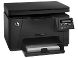 Цветное МФУ HP LaserJet Pro M176n