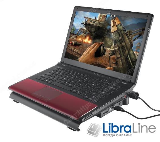 Подставка для ноутбука TRUST GXT 277 фото 1